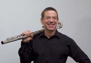 Matt Eakle Jazz flutist