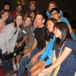 w/ fans after MEB performed at 2010 NFA convention